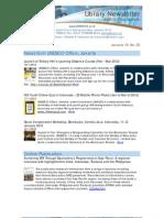 Newsletter 02 2012