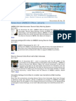 Newsletter 34 2011