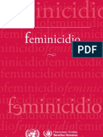 FEMENICIDIO