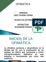 ofimatica diapositivas
