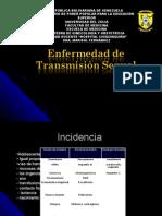 Tema 9. Enfermedades de Transmision Sexual - Coordinado Por Dra. Marisol Fernandez