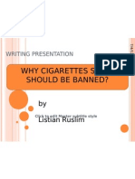Writing Presentation