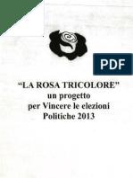 Berlusconi Rosa Tricolore