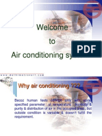 Train Air Conditioing System