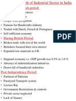 3-BGE.growth of Industrial Sector