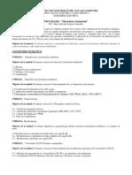 Programa Electronica Industrial-ITA, Ago-Dic 2012