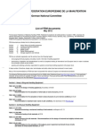 List of FEM Documents 2012