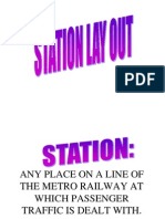 Station Lay Out