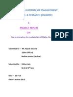 36612152 Final Report