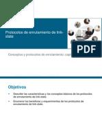 CCNA Conceptos y Protocolos de Enrutamiento Chapter 10