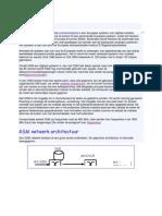 GSM Netwerk Architectuur