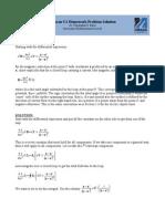 Jackson 5.1 Homework Solution