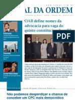 Entrevista Jornal OAB