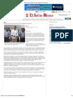 03-07-2012 Inaugura Moreno VallesSegundo Centro Integrador de Servicios - oem.com.mx
