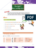 English for the Eager Learners- L1-2