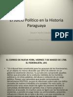 El Juicio Político en la Historia Paraguaya