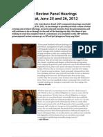 Kitimat JRP Summary