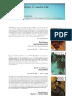 Livros de Bolso BI distribuídos pela Documenta