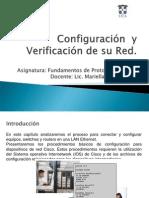 Configuracion y Verificacion de Router