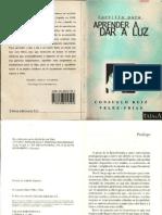 Cartilla Para Aprender A Dar A Luz-Consuelo Ruíz Vélez-Frías Preparación al parto