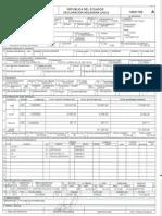 TRAMITE DE IMPORTACIÓN Cip Quito Ref 11222 Xerox