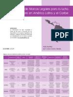 Leyes SAN Amercia Latina