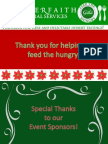 Feed the Hungry Presentation