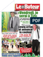 LE BUTEUR PDF du 05/07/2012