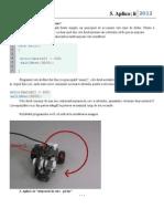 Aplicatii RobotC