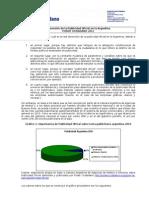 Dimensión de la Publicidad Oficial en la Argentina - Poder Ciudadano 2011