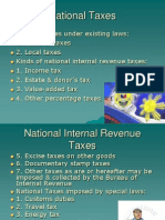 National Taxes