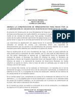 Boletin de Prensa 113