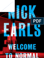 July Free Chapter - Welcome To Normal by Nick Earls