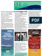 Cruise Weekly for Thu 05 Jul 2012 - New North Star ship, Intercruises expansion,  Costa appointment, P