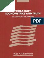 Keuzenkamp H.a. Probability, Econometrics and Truth (CUP, 2000)(ISBN 0521553598)(324s)_GL
