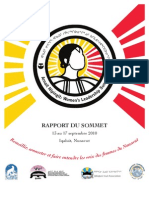 Arnait Nipingit - Women's Leadership Summit Report_Fr (1)