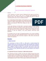DC Generator Characteristics Lab Manual