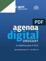Agenda Digital Agesic 2011-2015