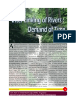 Inter Linking of Rivers Demand of Time June 2012 Www.upscportal