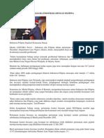Kerjasama Indonesia Dengan Filipina