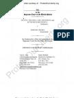 Welden et al v Obama - U.S. Supreme Court Petition