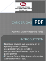 Cancer Gastrico Diana