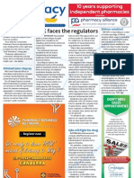 Pharmacy Daily for Thu 05 Jul 2012 - GSK fine, Stilnox solution, QRxPharma, Asthma concerns and much more...