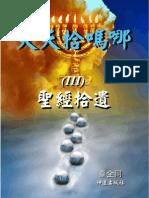 《天天拾嗎哪(III):聖經拾遺》 Chinese 試讀版