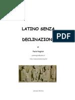 Latino Senza Declinazione