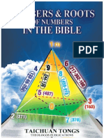 """Numbers and Roots of Numbers in the Bible"" Trial Reading Version"