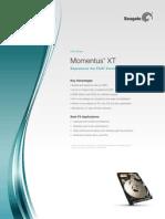 Momentus Xt Data Sheet Ds1704!4!1205 Us