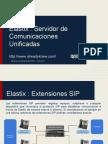 Tutorial Elastix Español - Extensiones SIP (1 de 3)