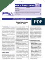 Ratios Financieros (1era Parte)