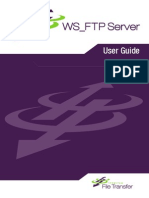 WFS7 1 Server Manager User Guide